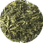 Sencha gingseng tea